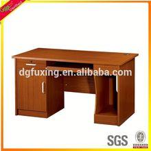 Guangdong melamine home desk cherry wood computer desk