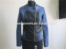 fashion ladies PU jacket