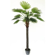 2.85m hot sale factory direct popular artificial outdoor palm trees