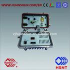 Huanshun YGS8640L/E CATV Outdoor 2 output AGC Optical Receiver