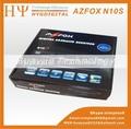 azfox n10s full hd receptor de tv na internet receptor