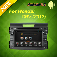 Android 4.2 Car Audio System for For Honda CRV 2012