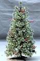 2014 sj ct0028 großhandel schneit weihnachtsbaum künstlichen weihnachtsbaum schnee für decortion kunststoff gefälschte Tannenzapfen weihnachtsbaum
