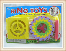 kids promotional gifts toys EVA toss ring toys