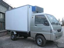 2Ton refrigerated truck refrigeration truck freezer van truck