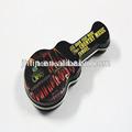 China alibaba nuevo producto/violín forma bomboneras/latas/ollas para el caramelo