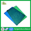 100% Markrolon uv protected decorative fire proof anti-fog corrugated pool cover