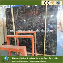 Afghanistan black & gold marble
