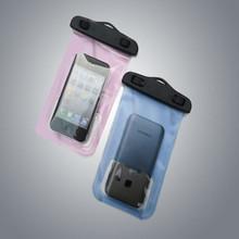 custom pvc plastic waterproof case for lg optimus