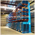 Duplo- lado do armazém de armazenamento pesados deslizando prateleira rack