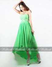 Wb1213-k04 color de la luz de hawai bordado vestido de noche