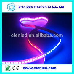 16 ws2812b digital addressable rgb led 5050 addressable rgb led strip