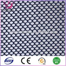 Wholesale polyester mesh fabric warp knitting for sportswear lining