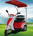 Energía solar eléctrico triciclo de pasajeros para adultos-- metrópoli 1 de moda