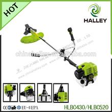 High power garden tool shoulder gasoline grass eliminator with CE certification
