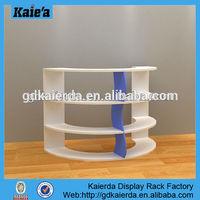 shoe rack bench/wooden shoe bench/shoe store bench