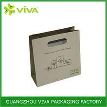 Eco-friendly High quality dit cut shopping bag