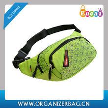 Encai Wholesale Waterproof Sports Waist Bags/Men's Waist Tool Bags/ Waist Belt Pack In Stock