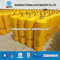 Industrial de gas del cilindro, de acero sin costura del cilindro de gas, cilindro de oxígeno y acetileno precio del cilindro de gas