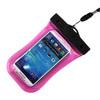 Universal size smartphone waterproof bag