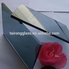 3-19mm Bronze Green Brown Grey Offline Coated Reflective Float Glass