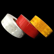 WHITE YELLOW RED HIGH PRISMATIC TRUCK LORRY REFLECTORS