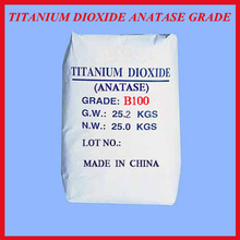 China rutile/anatase titanium dioxide producer