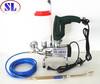 Sealing pump crack repair machine