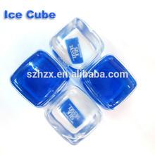 PE ice cube box/eco-friendly&popular ice cube