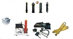 2014 hot sale truck spare parts telescopic Hydraulic cylinder OEM of good quality