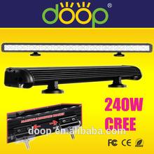 9-70V DC 240W LED Commercial Lighting Bar LED Work ATV Lights Wireless LED Light Bar