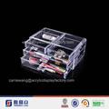 china fábrica de acrílico prevalente divisores de gaveta