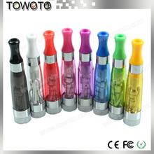Towoto most popular ego ce4 gift box e cigarette ce4+ clearomizer