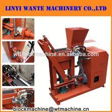 WT1-25 concrete or cement hollow block press