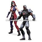 Custom 3d pvc toy figurine plastic articulated hero action figure manufacturer
