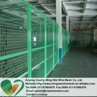 Hot sales!!! power painting welded mesh For Fence panel ,galvanized or PVC-coated welded wire mesh(relable factory)