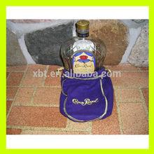 Crown Royal Drawstring Wine Bag