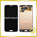 2014 a basso costo tocco dello schermo del telefono mobile per samsung galaxy s5 lcd
