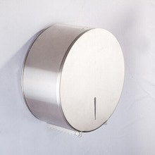 Big Roll Round Stainless Steel Tissue Box Waterproof toilet paper holders XR8219B
