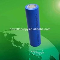 18650 3.7v rechargeable battery// ihr18650b