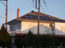 solar panel 200 watt monocrystalline A grade TUV CE IEC UL CEC