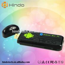 UG007II Mini PC Android 4.2 SmartTV Box Bluetooth WiFi Dual Core 8G HDMI HD1080