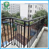 China prefabricated steel fence