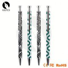 flag ballpoint pens copper metal ballpoint pens