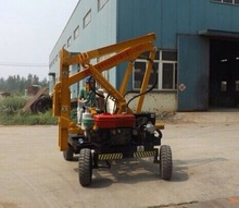 Highway guardrail use 2012 Hot Sale High way Pile Driver machine
