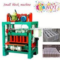 High Quality Coal Cinder Blocks Maker