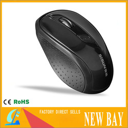 2014 professional slim wireless mouse for gift