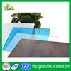 lexan uv protected matte bulletproof soundproof anti-drop fiberglass dome roof sheet