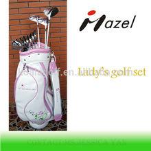 Ladies golf clubs,golf set ladies