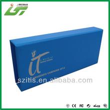 Best seller custom made paper watch box in Shenzhen